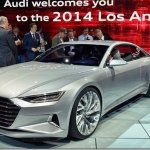 Audi Prologue Concept antecipa o A9 e nova frente do A4