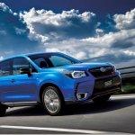 Subaru Forester tS chega ao Japão com motor 2.0 turbo de 280cv