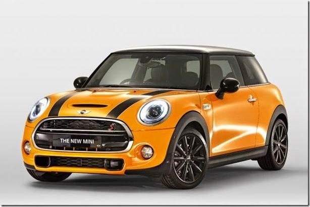 Novo Mini Cooper é convocado para recall