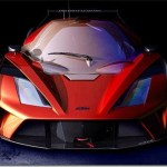 KTM divulga teaser do X-Bow GT4