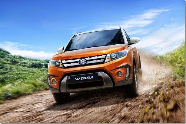 Suzuki terá seis novos modelos até 2017