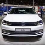 Volkswagen Jetta 2015 chega no primeiro semestre com motor 1.4 TSI