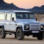 Land Rover anuncia recall para o Defender 110