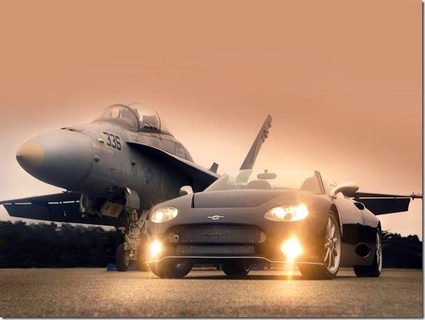 Spyker tem falência declarada pela justiça holandesa