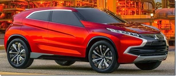 Mitsubishi XR-PHEV dá ideia de como será novo crossover da marca