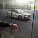 Hyundai quer que você dê partida e tranque o carro pelo relógio