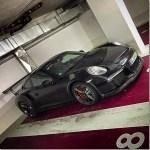 Porsche 911 GT3 e Cayman GT4 são flagrados sem disfarces