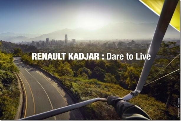 Renault Kadjar: novo crossover será mostrado em fevereiro