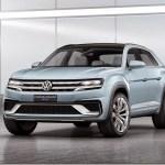 Nova versão do VW Cross Coupé é mostrada em Detroit