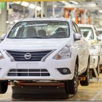 Nissan Versa começa a ser fabricado no Brasil