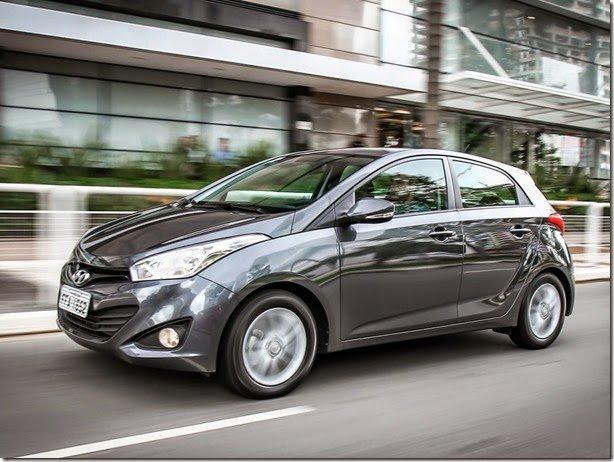 Hyundai HB20 2015 tem novidades, inclusive no preço