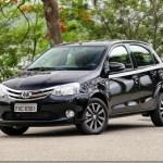 Toyota Etios terá produção aumentada