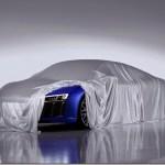 Novo Audi R8 é antecipado em teaser