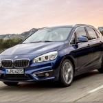 BMW Série 2 Active Tourer chega ao Brasil por R$ 178.950