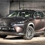 Lexus NX 200t é lançado por R$ 216.300