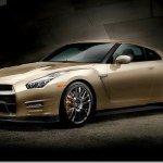Nissan revela edição comemorativa do GT-R