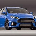 Novo Ford Focus RS será apresentado aos americanos no Salão de Nova York