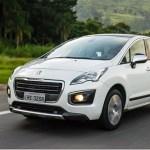 Peugeot 3008 amplia lista de equipamentos de série