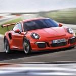 Porsche mostra o novo 911 GT3 RS