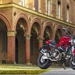 Ducati confirma produção nacional da Monster 821