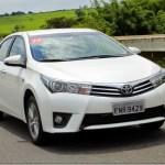 Toyota Corolla 2016 perde equipamentos, mas ganha nova versão