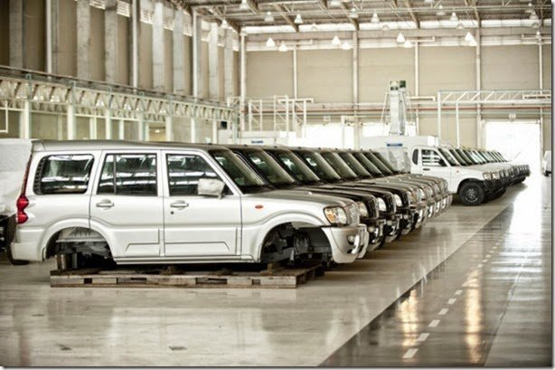 Bramont encerra produção da Mahindra no Brasil