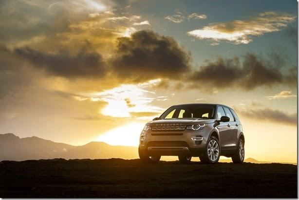 Land Rover Discovery Sport chega ao Brasil em abril