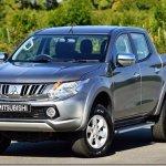 Nova Mitsubishi L200 será importada para o Brasil