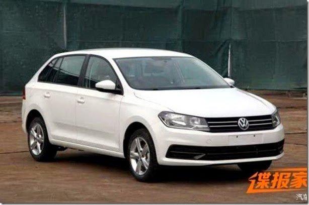 Volkswagen Santana terá versão hatch na China