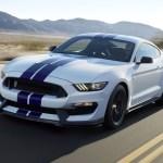 Ford Shelby GT350 e GT350R serão limitados na linha 2015