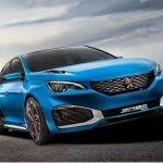 Híbrido e esportivo: Peugeot mostra o 308 R HYbrid com 500cv e tração integral