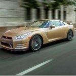 Nissan GT-R comemora 45 anos com a série 45th Anniversary Gold Edition
