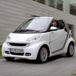 Smart ForTwo tem 195 unidades convocadas para recall no Brasil