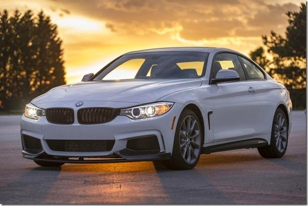 BMW mostra 435i ZHP Coupé, série limitada a apenas 100 unidades