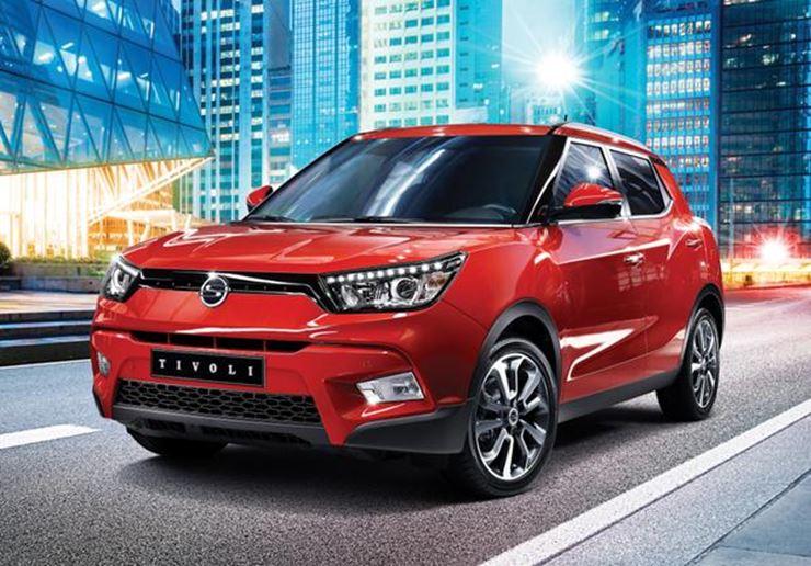 """SsangYong estaria planejando um """"rival"""" para o Jeep Wrangler"""