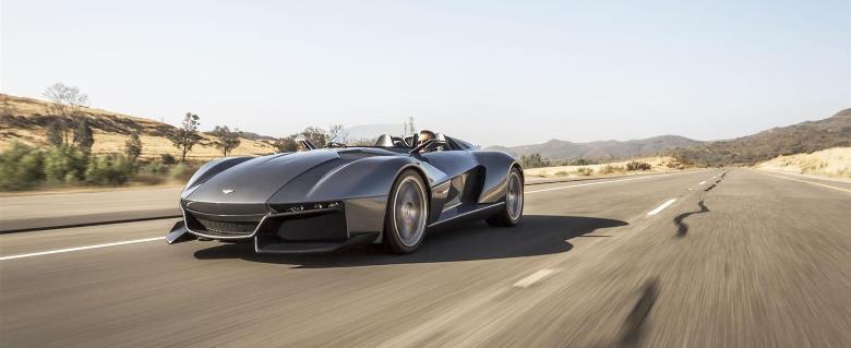 Rezvani Motors mostra todos os detalhes do novo Beast