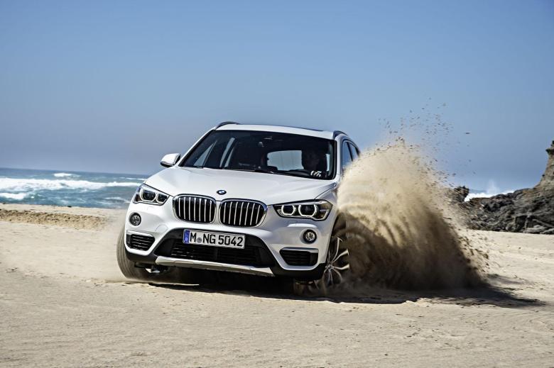 Novo BMW X1 é apresentado e será fabricado no Brasil em 2016