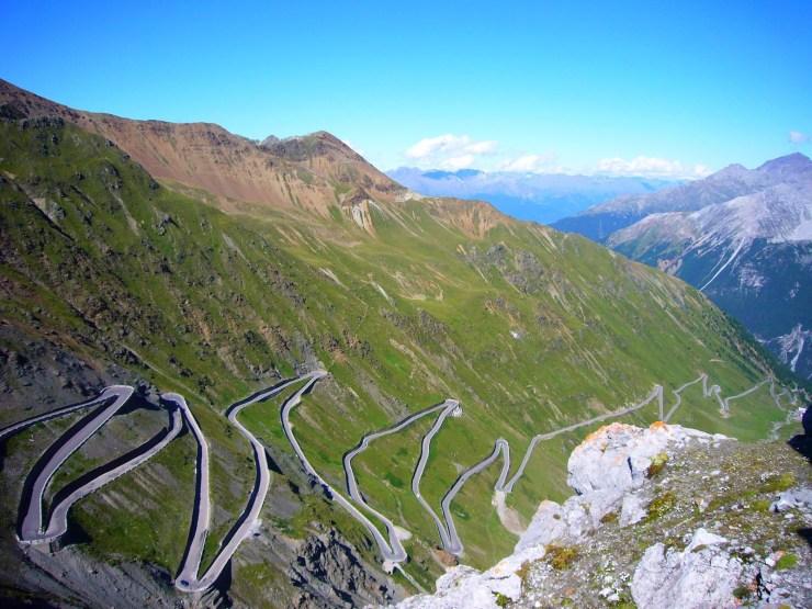 Passo dello Stelvio, Itália