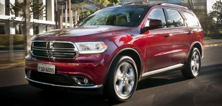 Com visual renovado, Dodge Durango 2015 chega por R$ 239.900