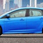 Ford Focus RS tem seus 345cv de potência revelados