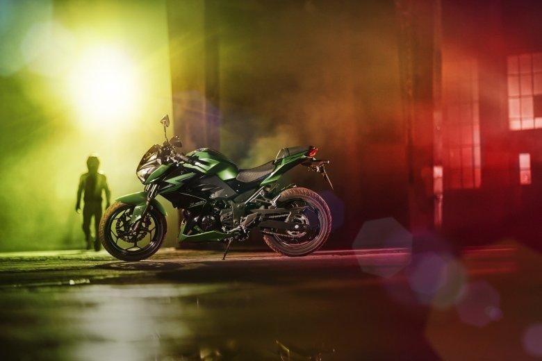 Kawasaki Z300 parte de R$ 17.990 e chega às lojas em julho