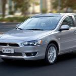 """Mitsubishi Lancer HLE é nova versão """"abrasileirada"""" do sedã"""