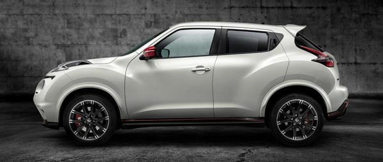 Nissan Juke-R Nismo será revelado no próximo dia 25 de junho