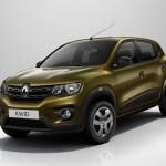 Renault Kwid custará o equivalente a R$ 15 mil na Índia
