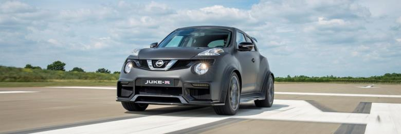 Nissan Juke-R 2.0 terá produção limitada