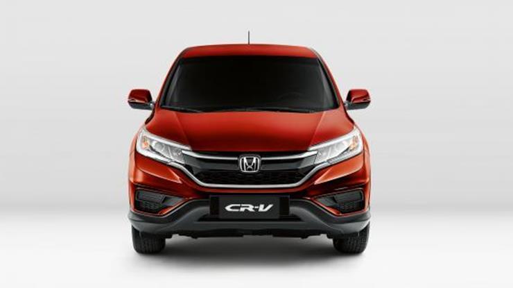 Honda CR-V 2016 já é oferecido na versão LX com tração 4X2