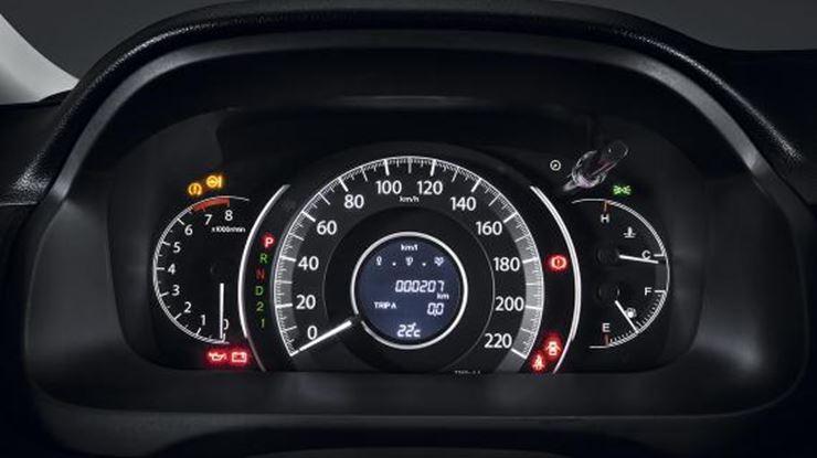 Honda CR-V LX 2015 (4)