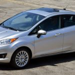 Fechadura motiva recall de Ford EcoSport, Fiesta e Fusion