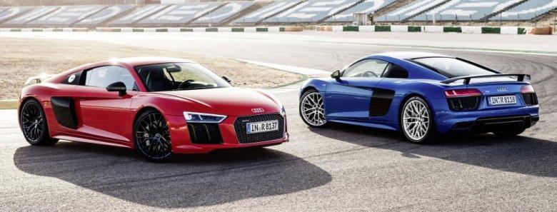 Audi confirma motor turbo para o novo R8