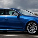 Novo Audi RS4 terá motor com turbo elétrico e versão sedã